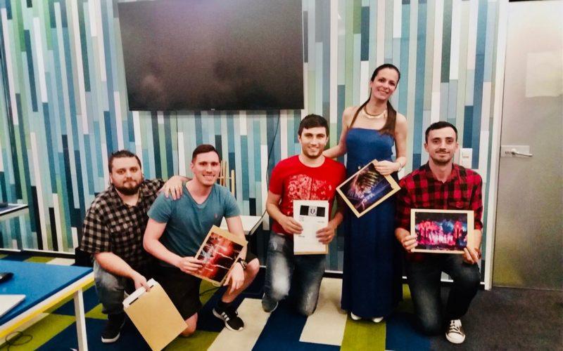 SmartX: Un-Hackathon 2018